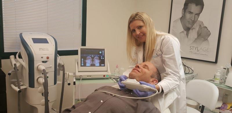 טיפולים אסתטיים לגברים. להשיג מראה טבעי בלי התערבות פולשנית/ צילום: דרור איתן
