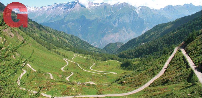 מעבר ההרים Colle delle Finestre/ צילום: אורלי גינוסר