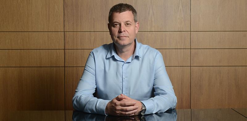 """גיורא קוצ'ינסקי - מנהל תחום מניות חו""""ל/ צילום: אייל יצהר"""