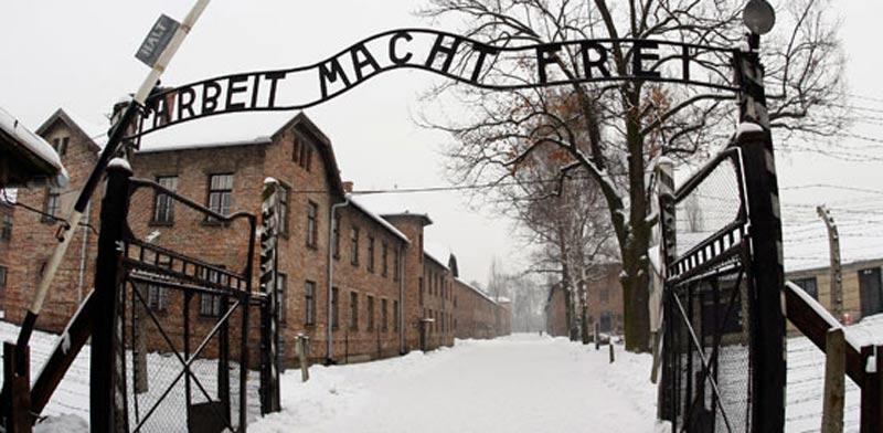 אושוויץ  / צילום: רויטרס