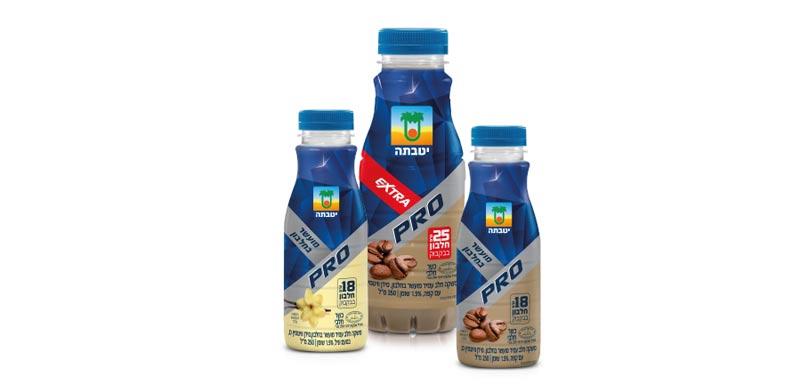 משקה חלב יטבתה PRO / צילום: יחצ