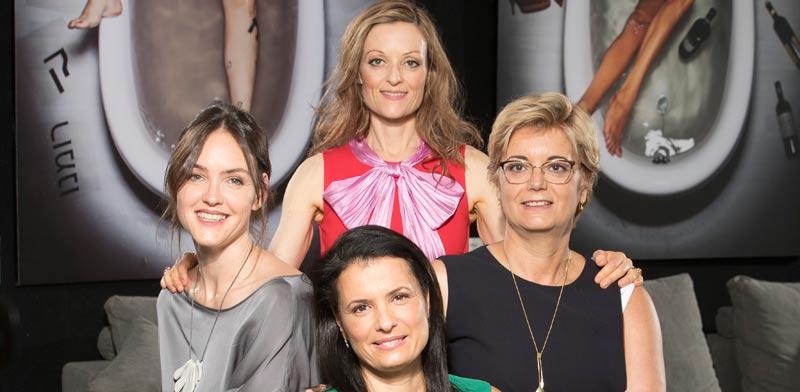 Israel's female VC partners Photo: Rami Zarenger