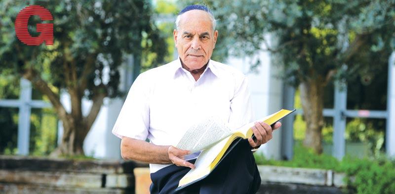 """רו""""ח עזרא ערוסי / צילום: איל יצהר"""