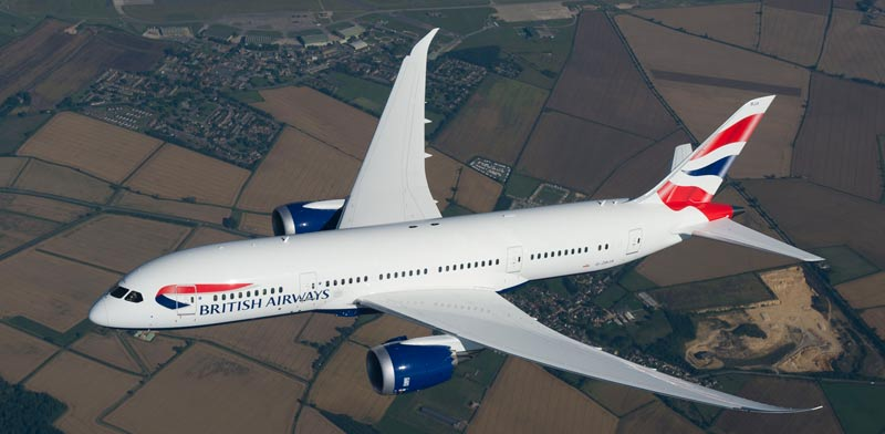 British Airways  photo: PR