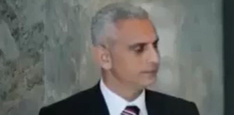 כתב אל-ג'זירה אליאס כארם/ צילום מתוך יוטיוב