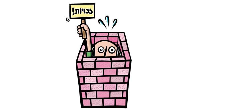 זכויות / איור : תמיר שפר
