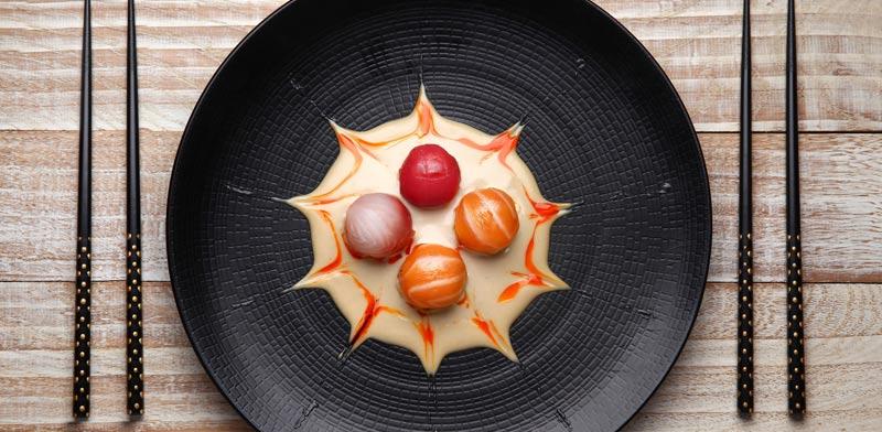 סושי מורי  במסעדת יקימונו / צילום:מיטל סלומון