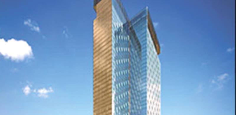 מגדל וואן מנהטן סקוור של אקסטל / הדמיה: אתר החברה