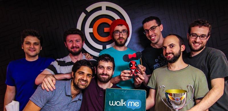WalkMe - Jaco Photo: PR