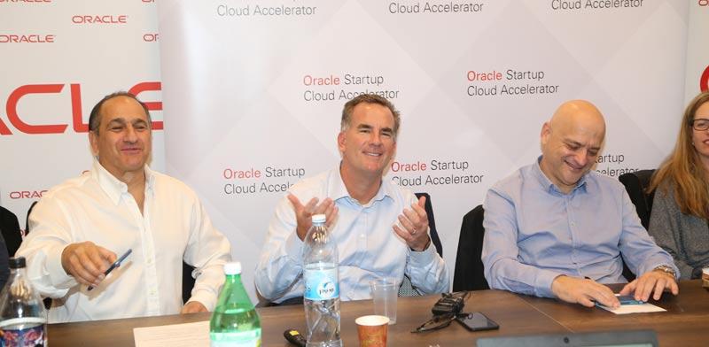 Oracle Cloud startup accelerator Photo: PR