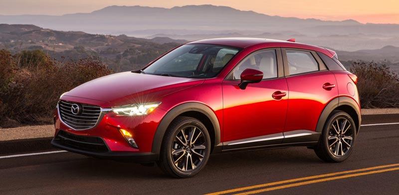 Mazda-CX / צילום: יחצ