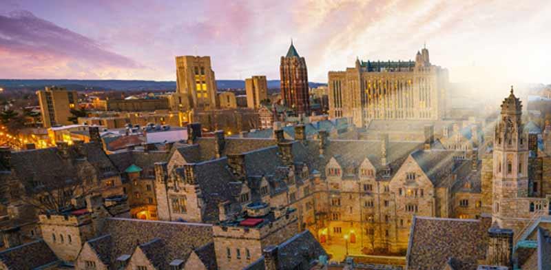 ניו הייבן. בעיר מתגוררים עשרות אלפי סטודנטים /צילום:Shutterstock/ א.ס.א.פ קרייטיב