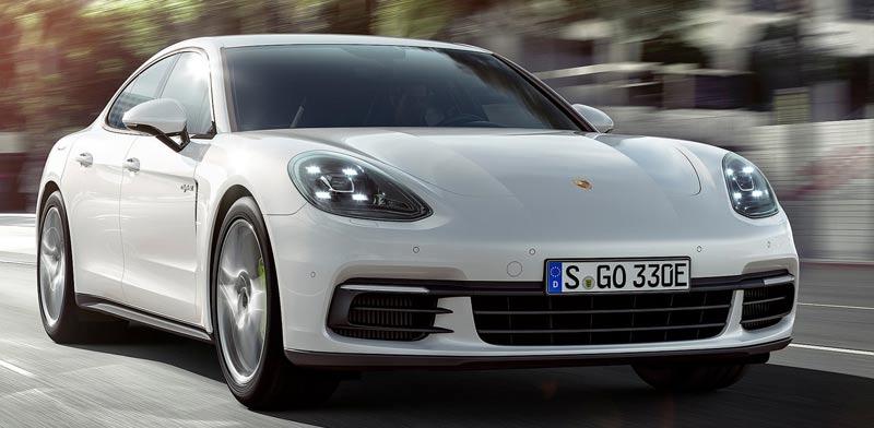 Porsche Photo: PR