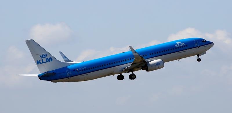 מטוס של חברת KLM / צילום: רויטרס
