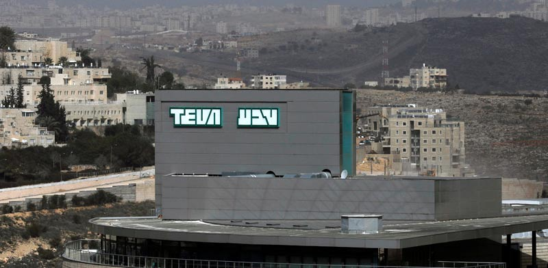 Teva Photo: Reuters