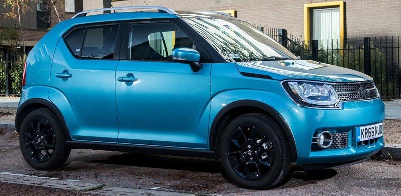 מגה וברק מיני-מבחן: סוזוקי איגניס - רכב פנאי עירוני עם מחיר ידידותי - גלובס YG-69