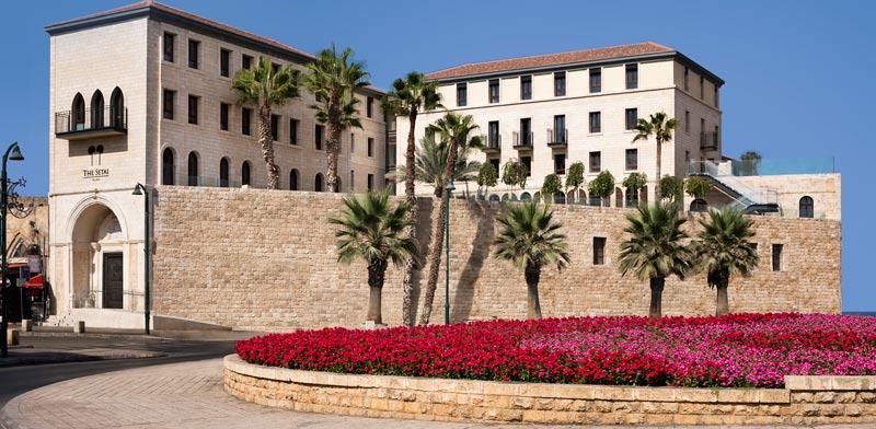 מלון סטאי הממוקם בכיכר השעון / צילום: יחצ