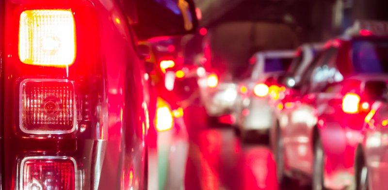 traffic jam  photo: Shutterstock, ASAP Creative
