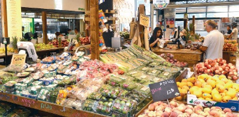 שוק צפון / צילום: איל יצהר