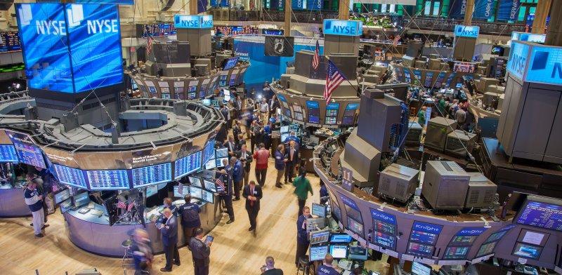 חדר המסחר של הבורסה לניירות ערך בניו-יורק / צילום אילוסטרציה: שאטרסטוק, א.ס.א.פ קריאייטיב