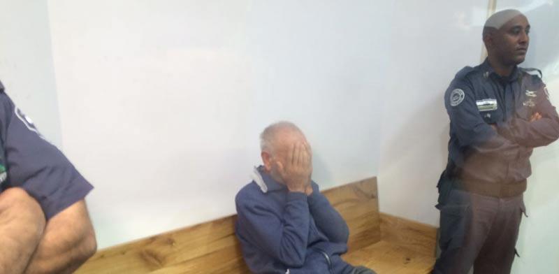 אשר פרג' / צילום: מאצ'י הוף, וואלה! NEWS