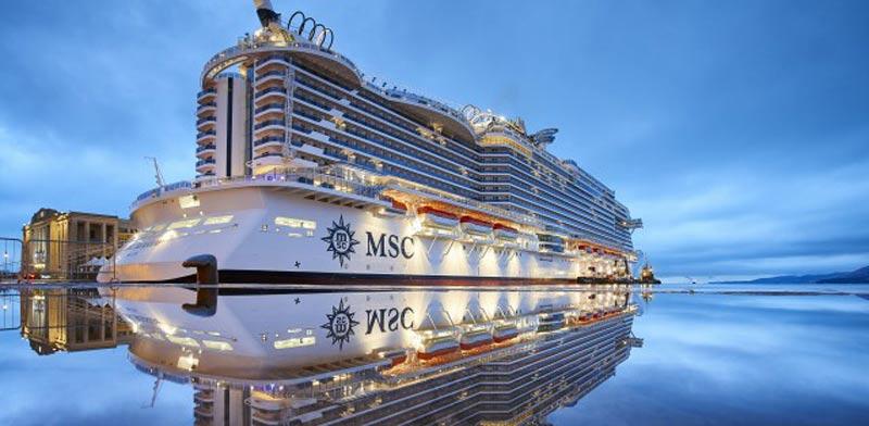 אניית פאר חדשה , MSC Seaside  / צילום: יחצ