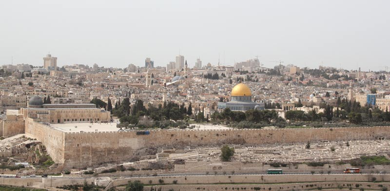 Jerusalem Photo: Shutterstock ASAP Creative