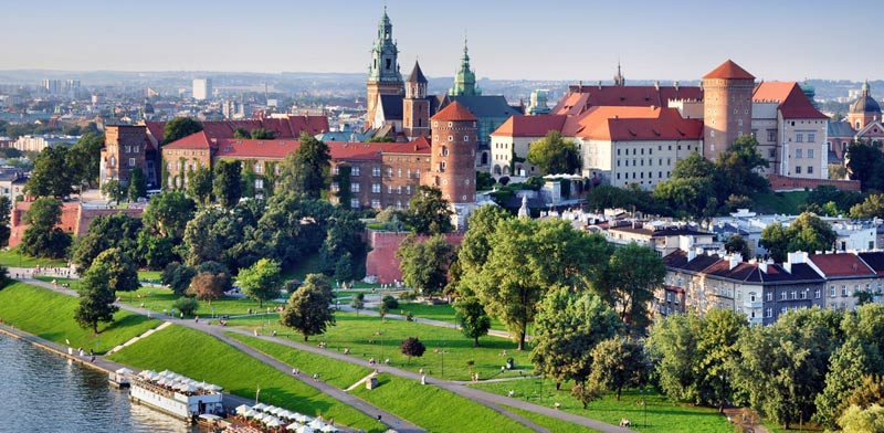 Cracow  photo: Shutterstock