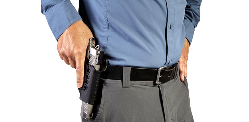 החזקת נשק ללא רישיון. עבירה פלילית חמורה