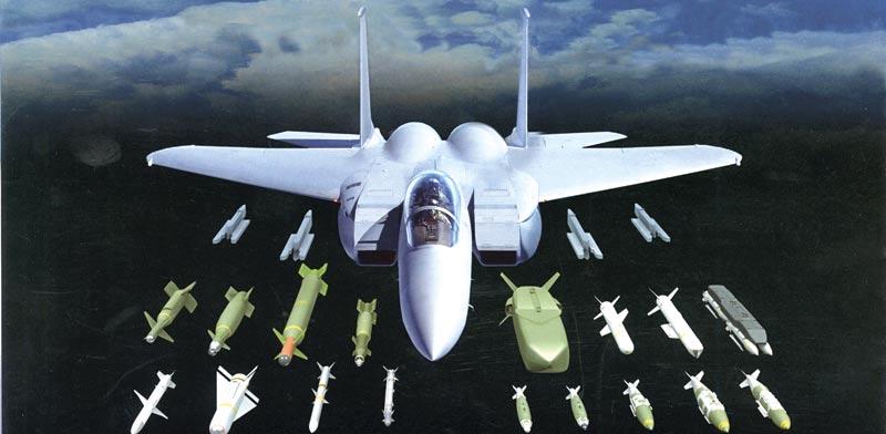 F-15 Photo: Boeing