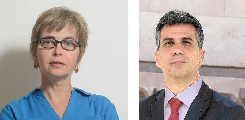 אלי כהן ומיכל הלפרין / צילומים: איל יצהר
