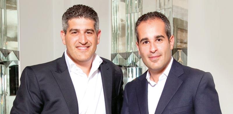 האחים אלדר ורועי טובי / צילום: החברה עצמה