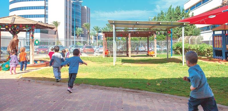 גן ילדים / צילום: יחצ