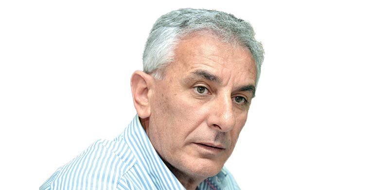 ראש עיריית כפר סבא, יהודה בן–חמו / צילום: תמר מצפי