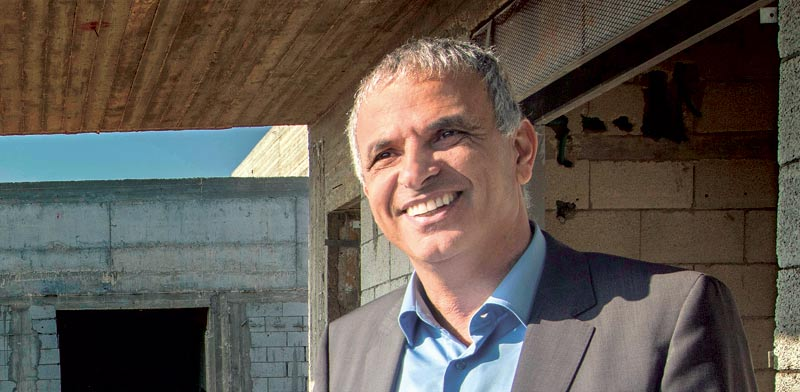 Moshe Kahlon  photo: Globes TV