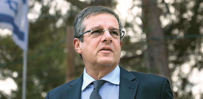 Yuval Rabin Photo: Yediot Ohad Tzvingberg PR