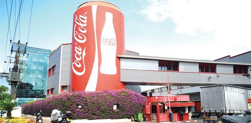 מפעל קוקה-קולה בבני-ברק / צילום: איל יצהר