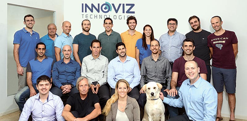 Innoviz employees Photo: PR