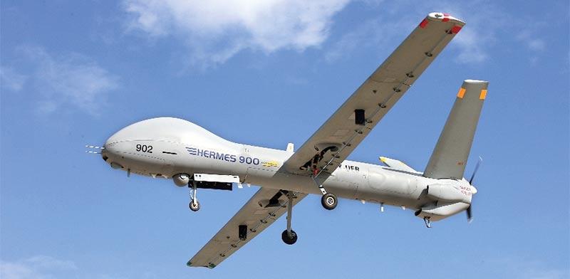 Elbit UAV Photo PR