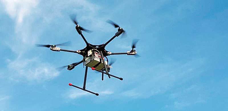 Condor drone  photo: PR