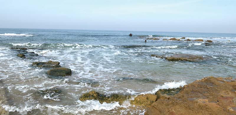 חוף פלמחים / צילום: איל יצהר