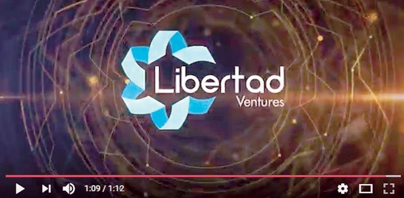 לוגו קרן ליברטאד / צילוםמתוך סרטון החברה