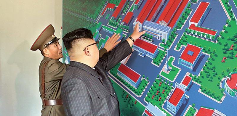 קים ג'ונג און, שליט צפון קוריאה / צילום: רויטרס