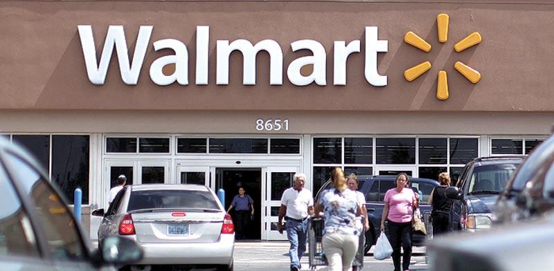 Walmart Photo: Reuters