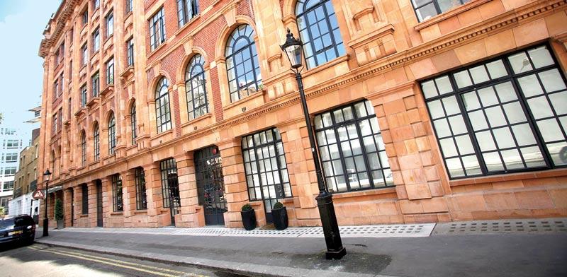 בניין יוקרה בלונדון / צילום: בלומברג