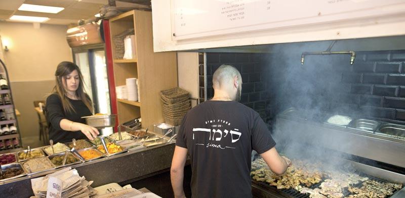 מסעדת סימה / צילום: ליאור מזרחי