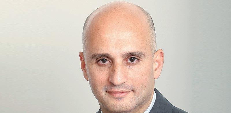 עורך דין אלון פומרנץ / צילום: אופיר אייב