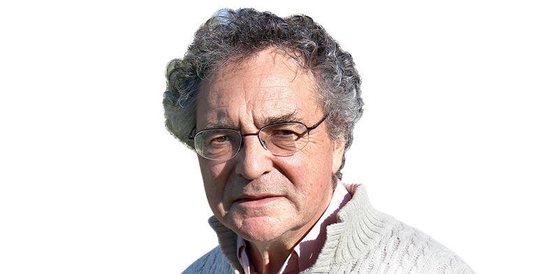 פרופסור פול פולקובסקי / צילום באדיבות האוניברסיטה העברית