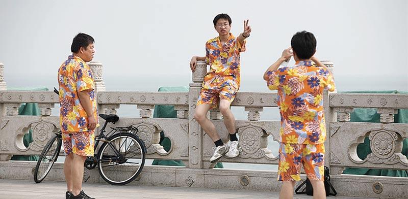 תיירים סינים / צילום: רויטרס