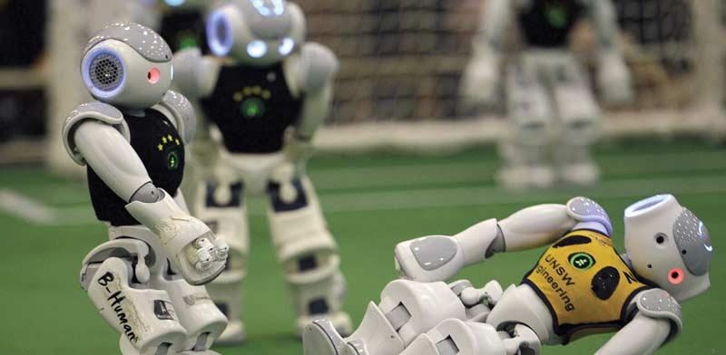 תחרות הרובוטיקה Robocup./ צילום: רויטרס, Jianan Yu